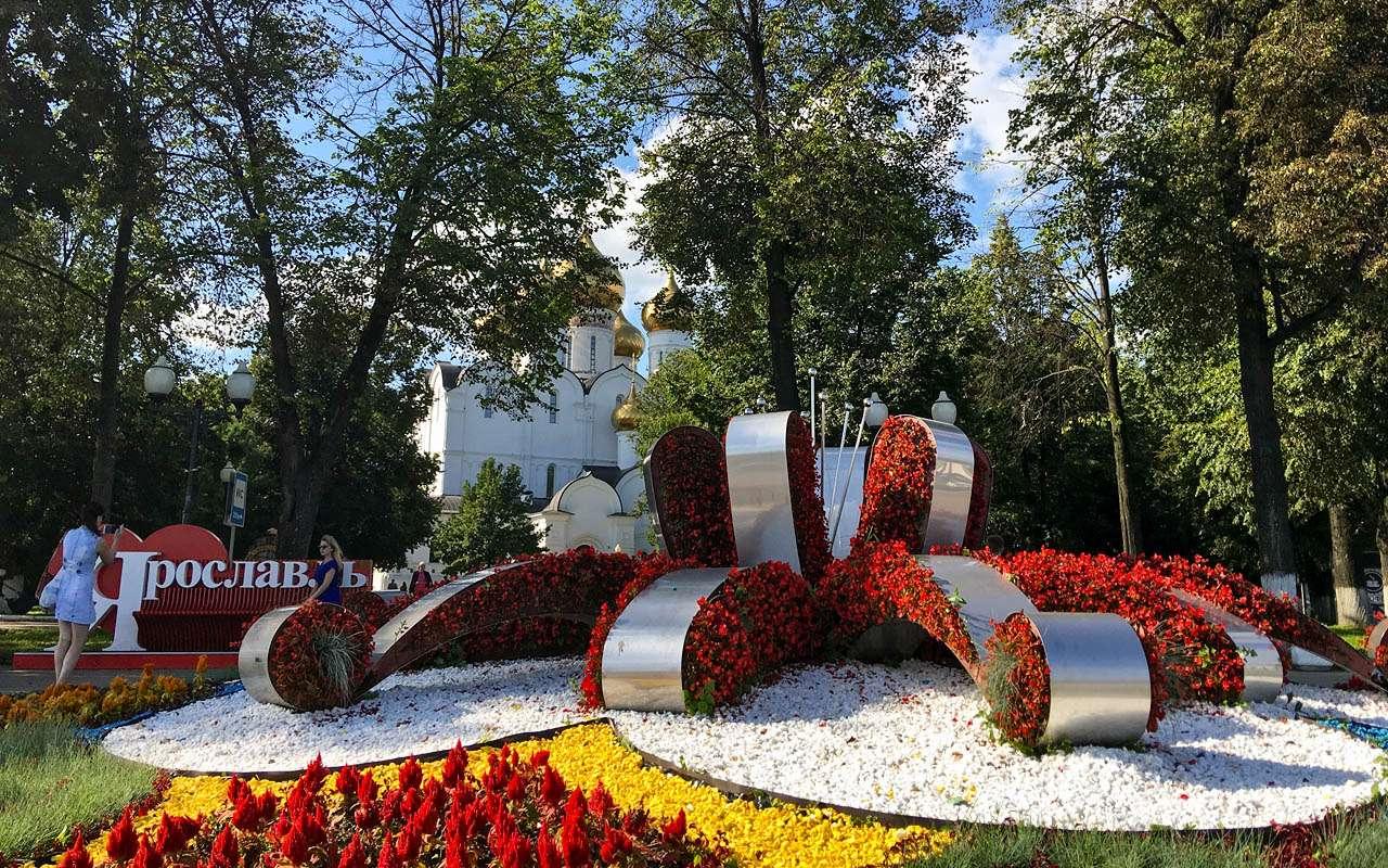 В Ярославль зарулем кроссовера Skoda Kodiaq— фото 818775