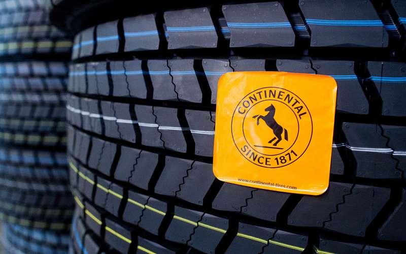 шины Continental в Тюмени