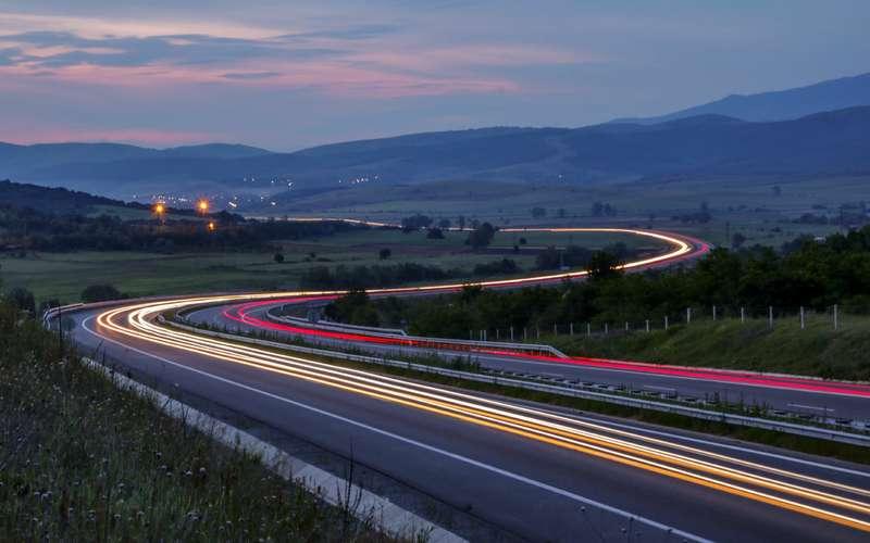 Скоростной лимит увеличивают до130 км/ч