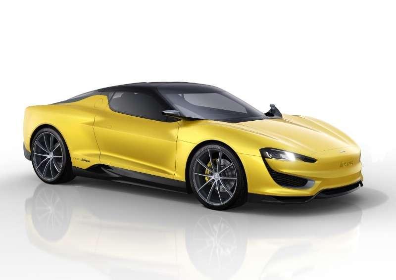 Magna Steyr представит вЖеневе гибридный спорткар