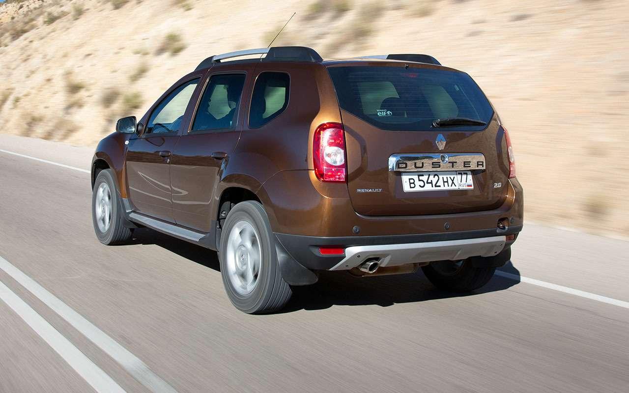 Подержанный Renault Duster— все его проблемы— фото 1087905