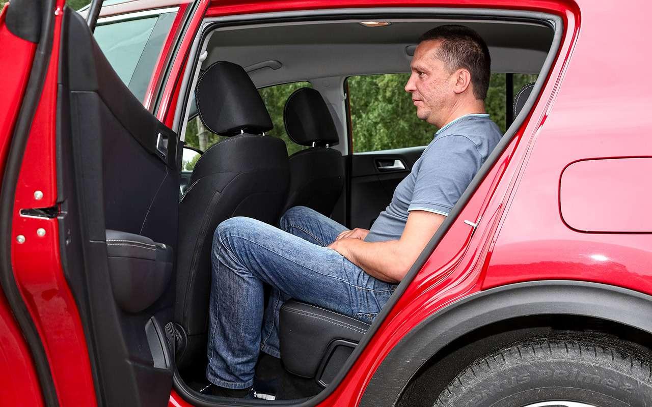 Renault Arkana, Nissan Qashqai, Kia Sportage: проверка бездорожьем иасфальтом— фото 1009946