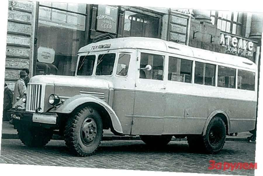 Последам московского автопрома: от«Бромлей» до«Москвича»— фото 260363