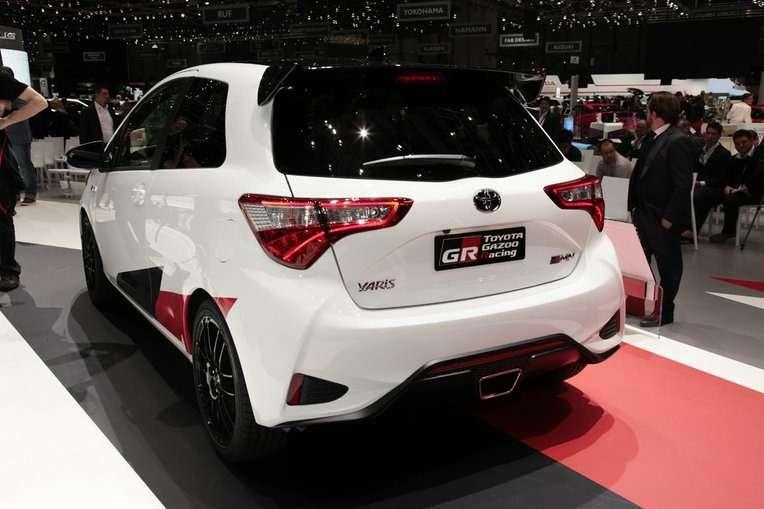 Toyota Yaris GRMN приобщит европейцев кяпонской «кухне»— фото 718257