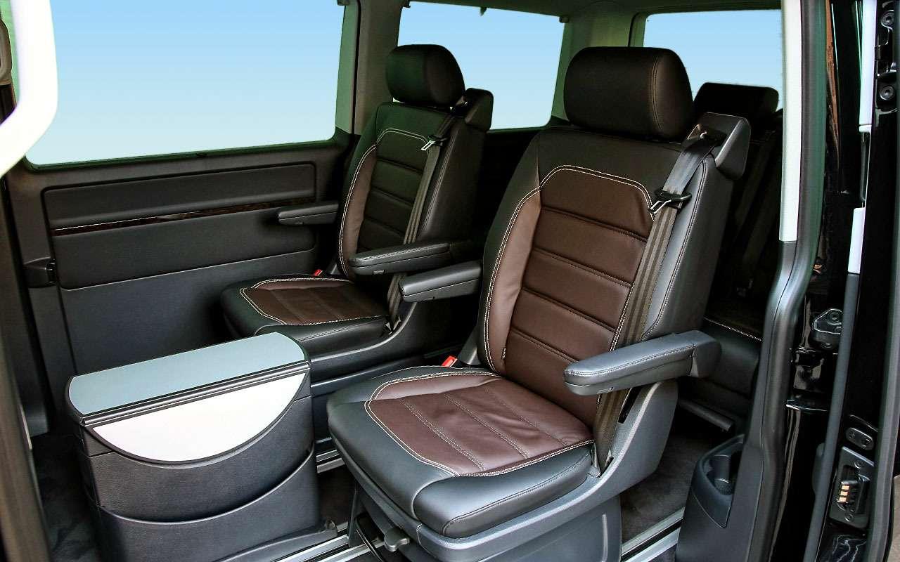 Отпуск зарулем— наминивэне Volkswagen Multivan вФинляндию— фото 791127