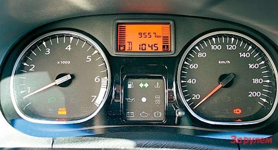 Полноприводный Renault Duster сАКП: счастье мое— фото 260382