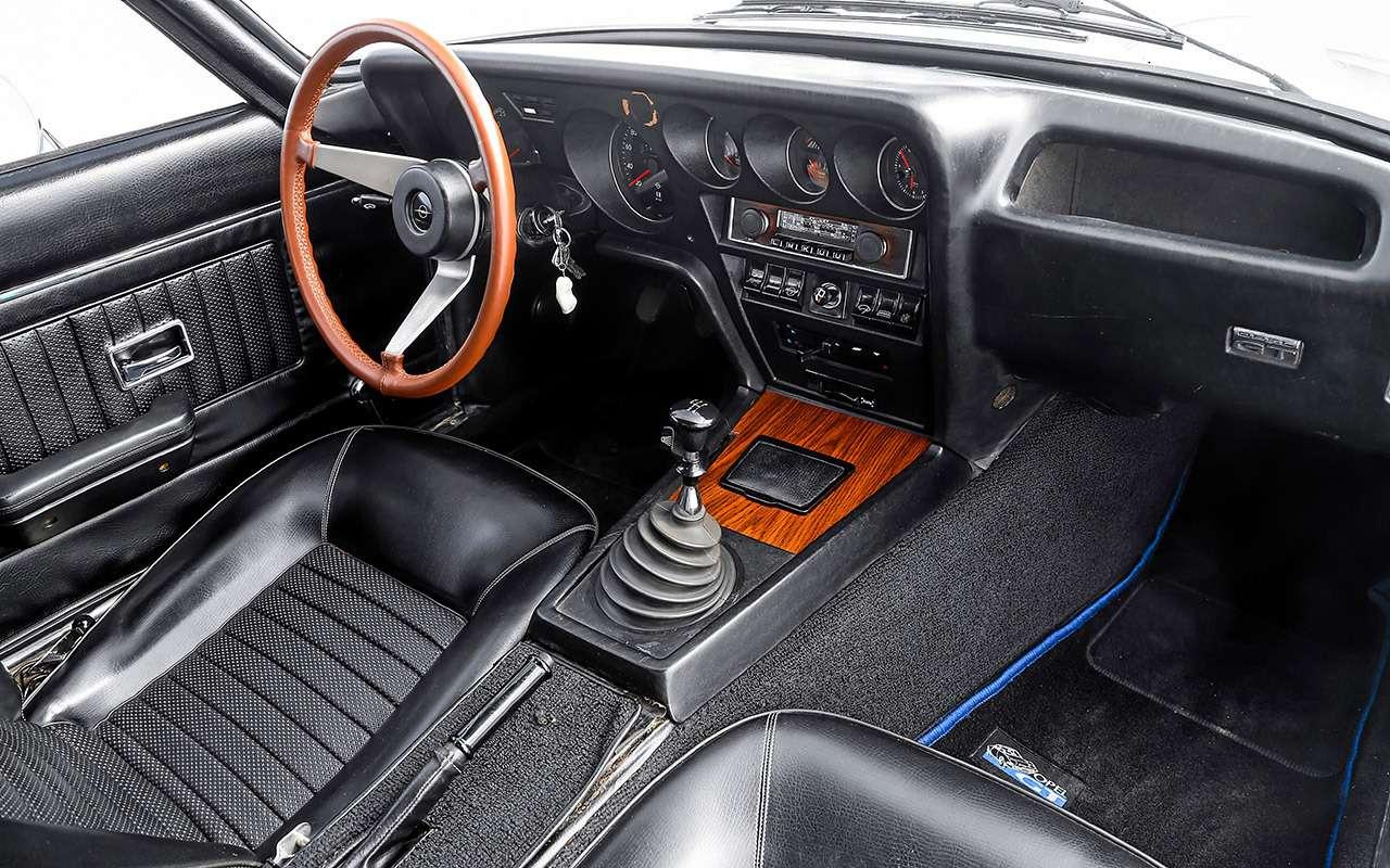 Когда-то Opel делал задорные машины...— тест 50лет спустя— фото 1059014