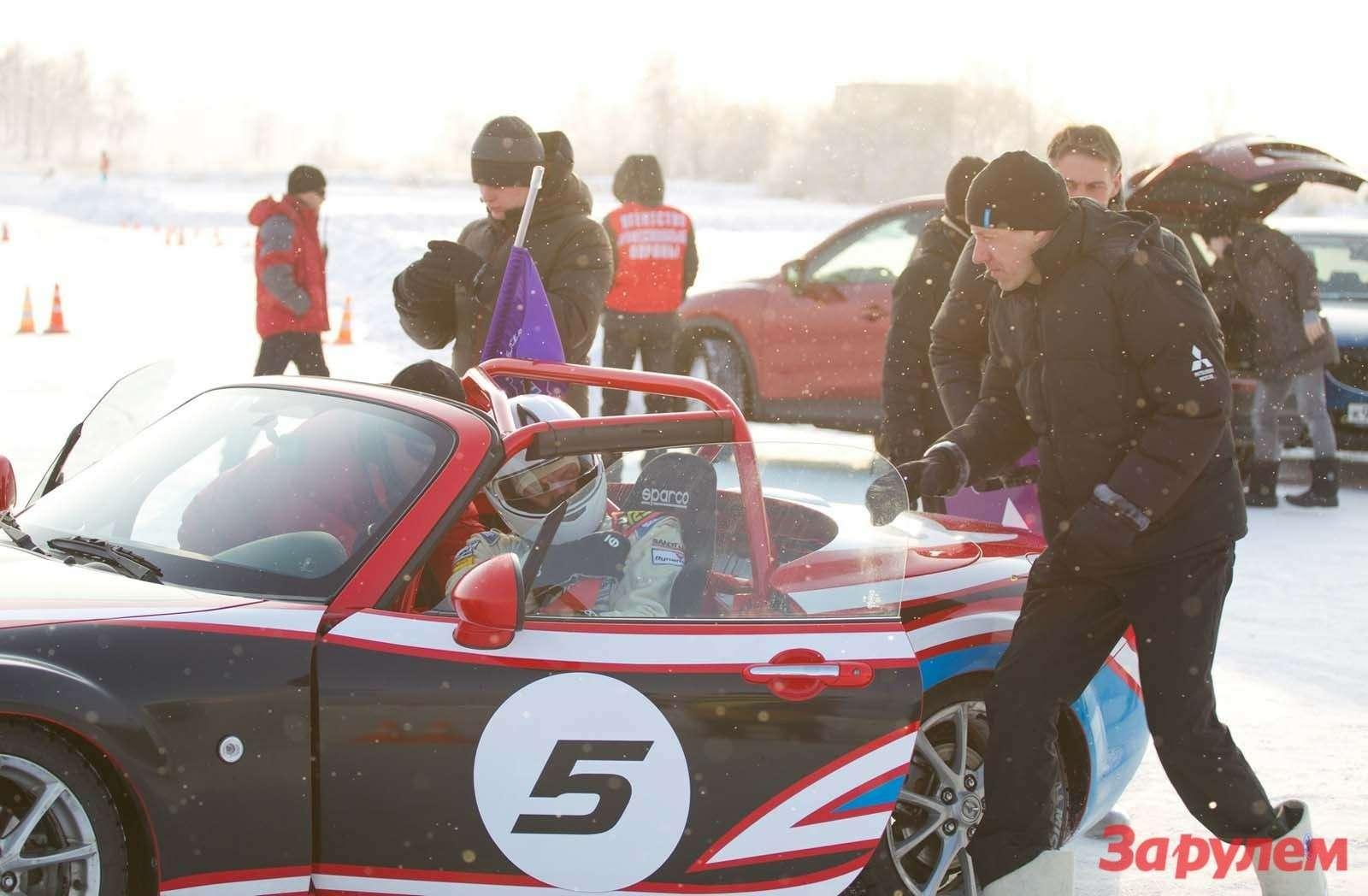 Mazda MX5Ice Race 2013     154