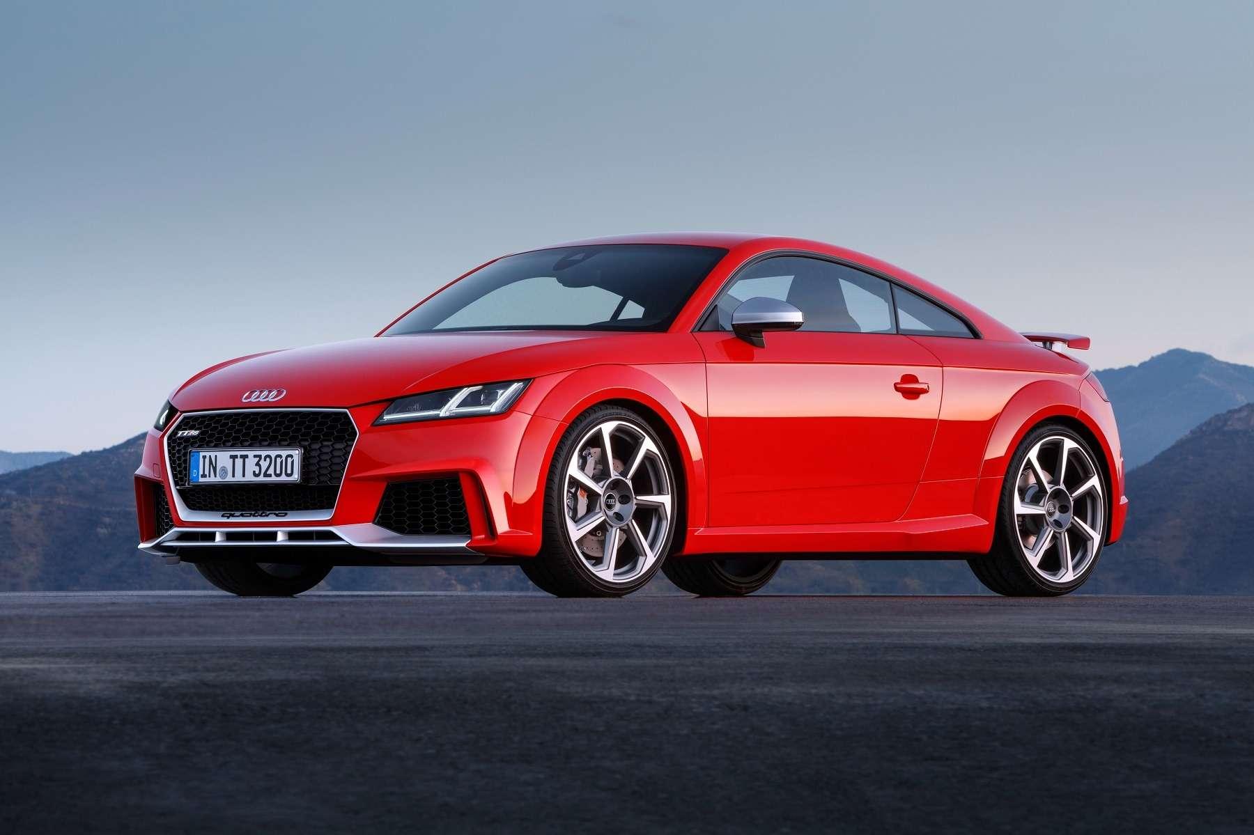 Новый Audi TTRSдосчитал допяти— фото 580002