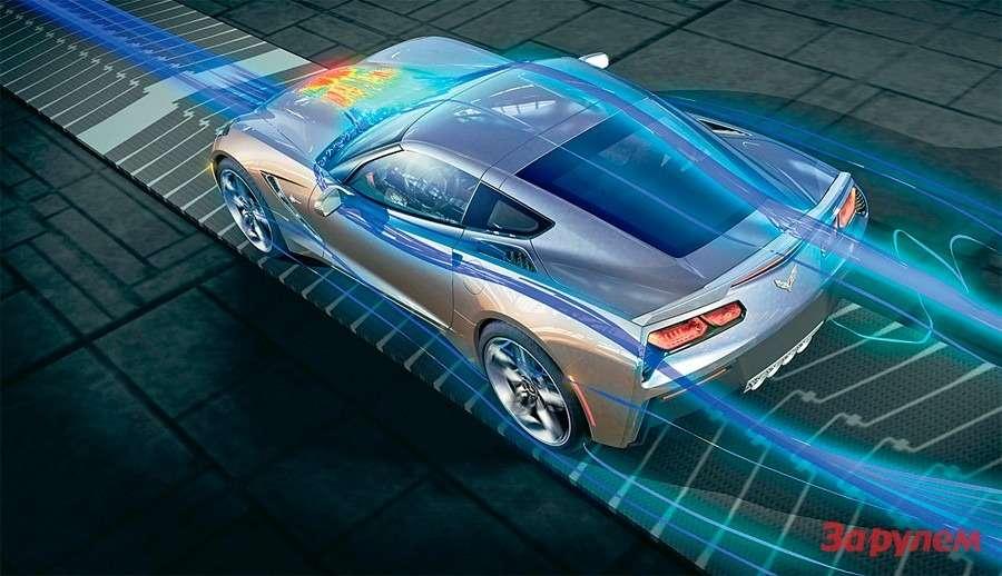 Corvette Stingray: тачка G— фото 259775