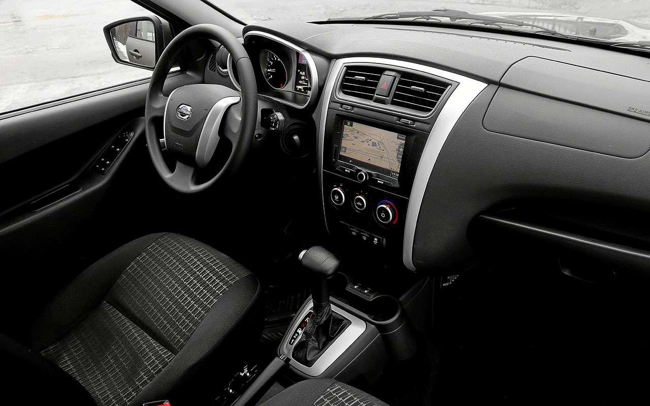 9 важных фактов про Datsun on-DO (теперь— обновленный)— фото 1083191