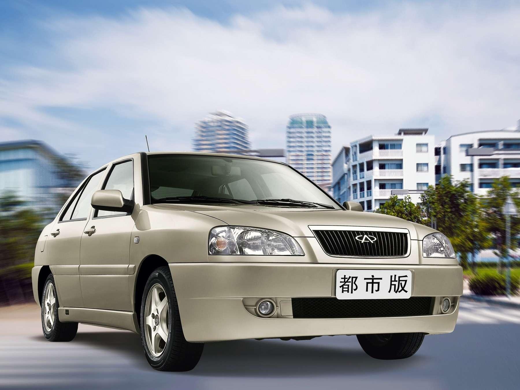 Великий китайский прорыв: автомобили, которыми гордилсябы товарищ Мао— фото 588085