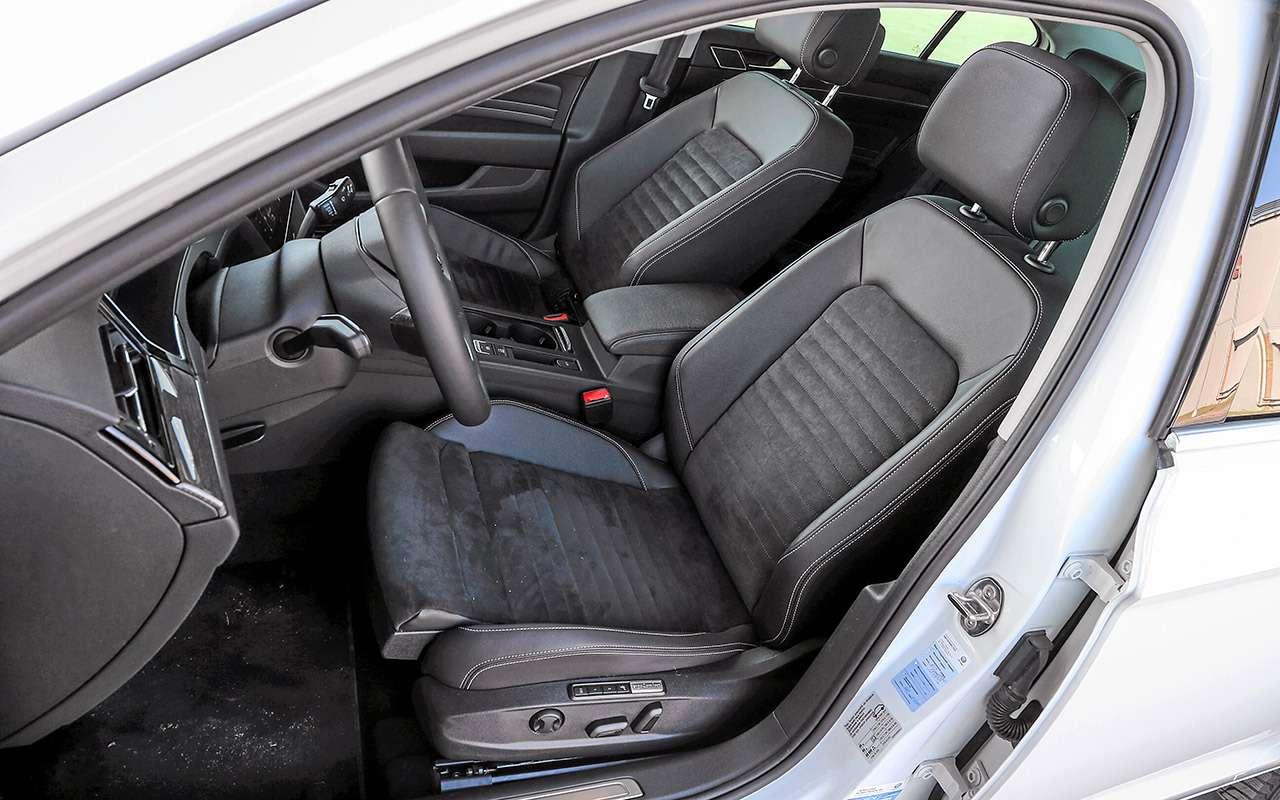 Обновленный Volkswagen Passat: тест вовремя эпидемии— фото 1119803