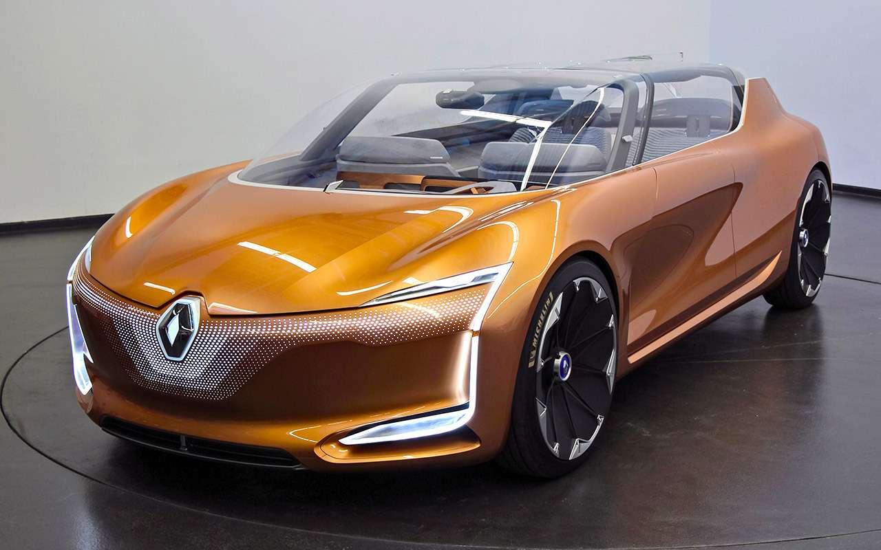 Новый Renault Symbioz— автомобиль-дом избудущего— фото 800982