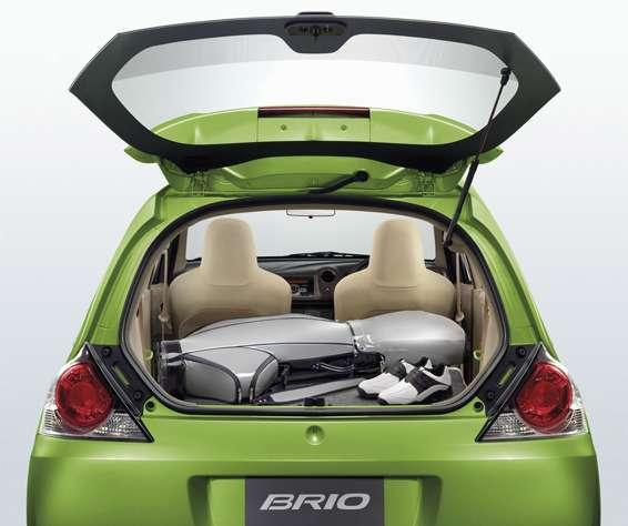 Honda Brio— пригородный компакт изТайланда