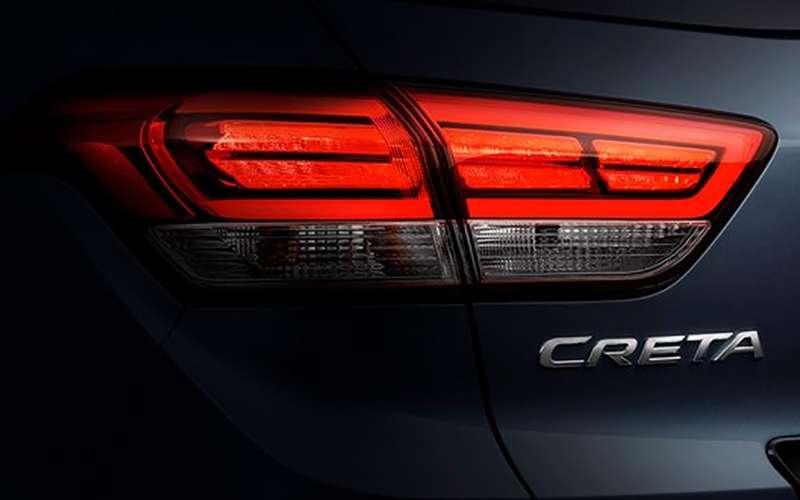 Hyundai Creta получила роскошную версию