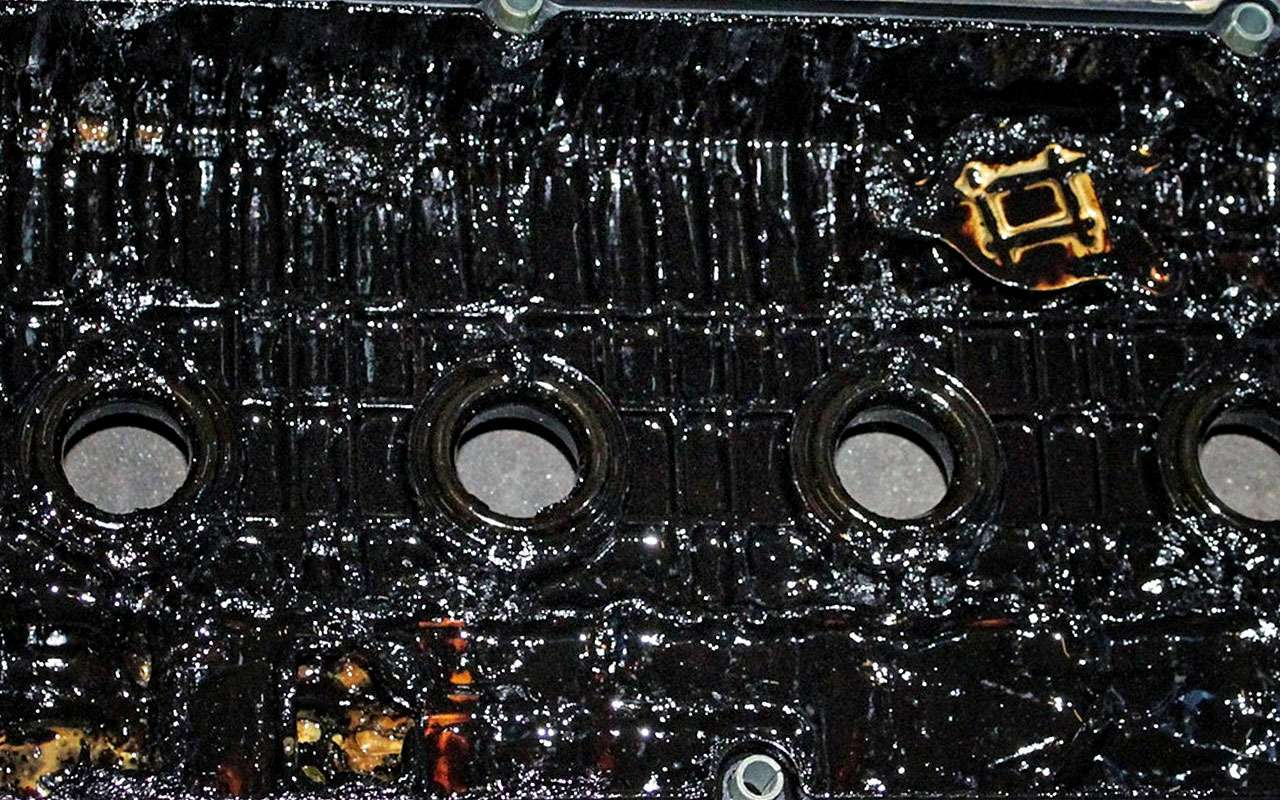 Промывка двигателя при замене масла: напользу или вовред?— фото 710566