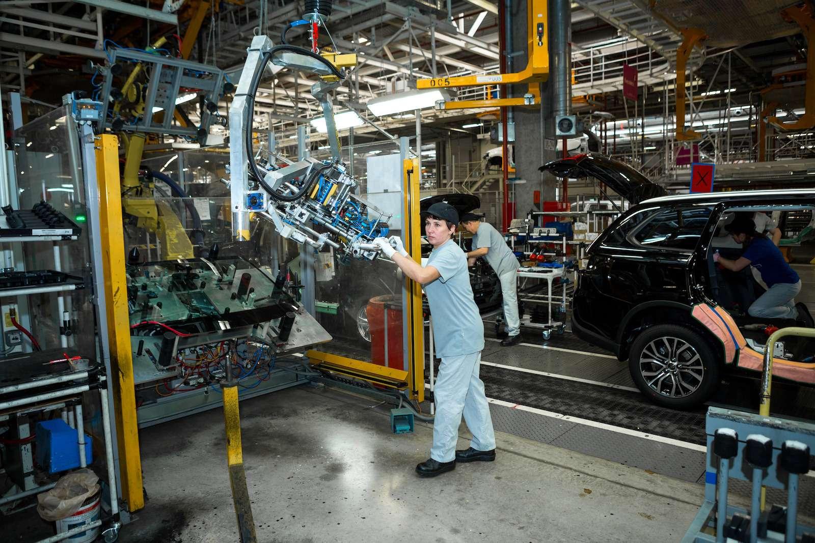 Почему локализованные вКалуге автомобили недешевеют— фото 573418