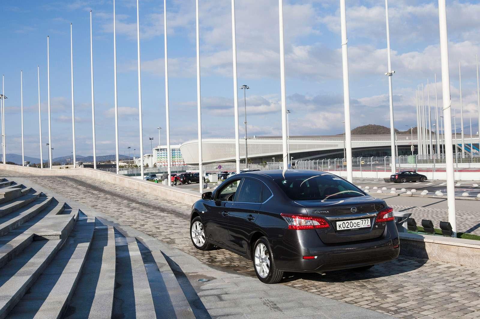 Двемодели Nissan ушли сроссийского рынка. Какие ипочему?— фото 817288