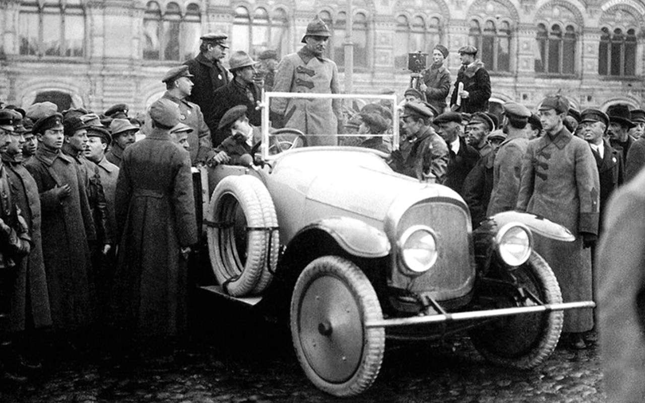 Первый автозавод вРоссии: спорткары икабриолеты делали еще дореволюции— фото 1011574
