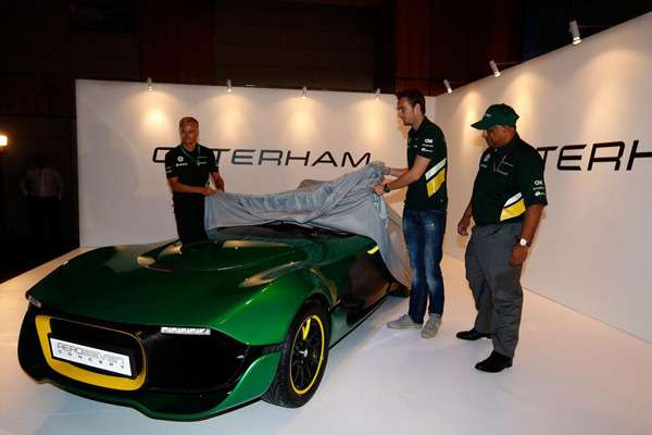 no copyright caterham