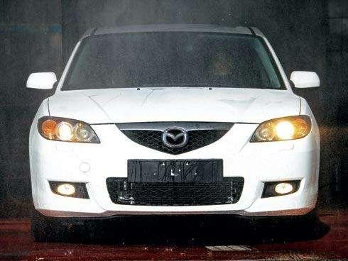 Mazda 3в деталях: Многоликая матрешка— фото 90652