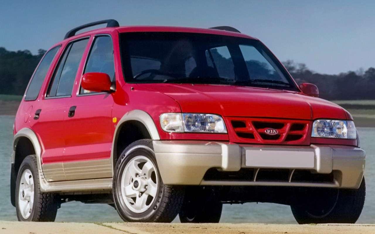 Новый Subaru Forester против конкурентов: большой тест кроссоверов— фото 935697