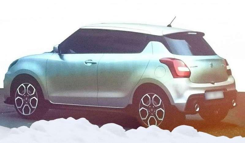 Suzuki Swift 01