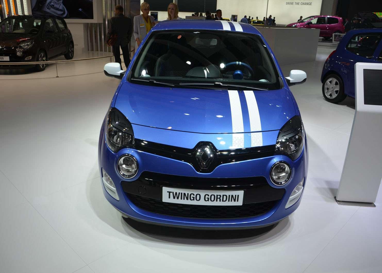 Renault Twingo Gordini