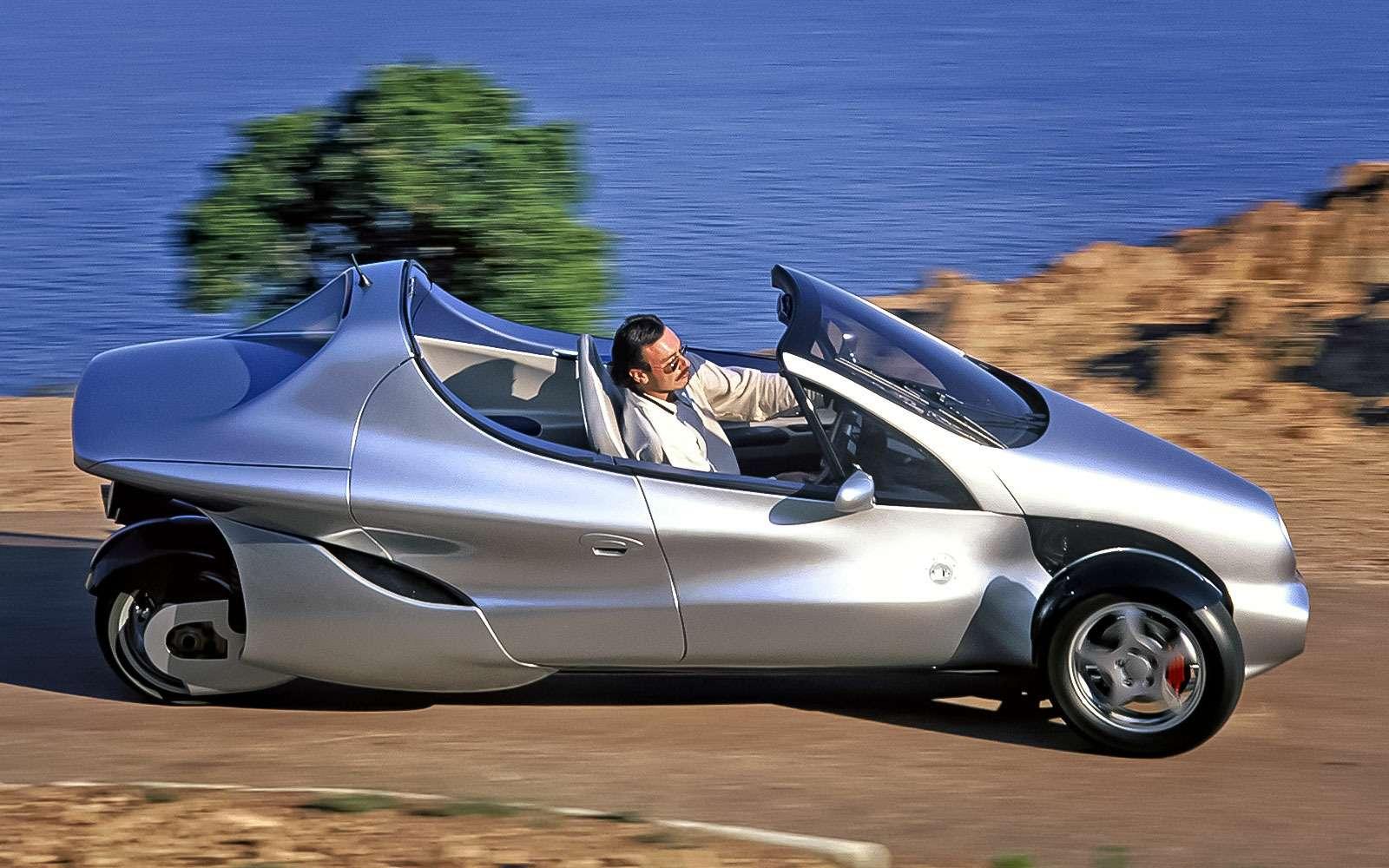 1997 Mercedes-Benz F300 Life Jet