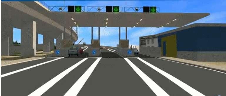 Дорога М-1«Беларусь»: как немецкий автобан шлакбаум