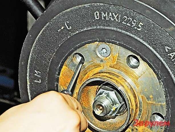 Замена задних тормозных колодок на рено колеос