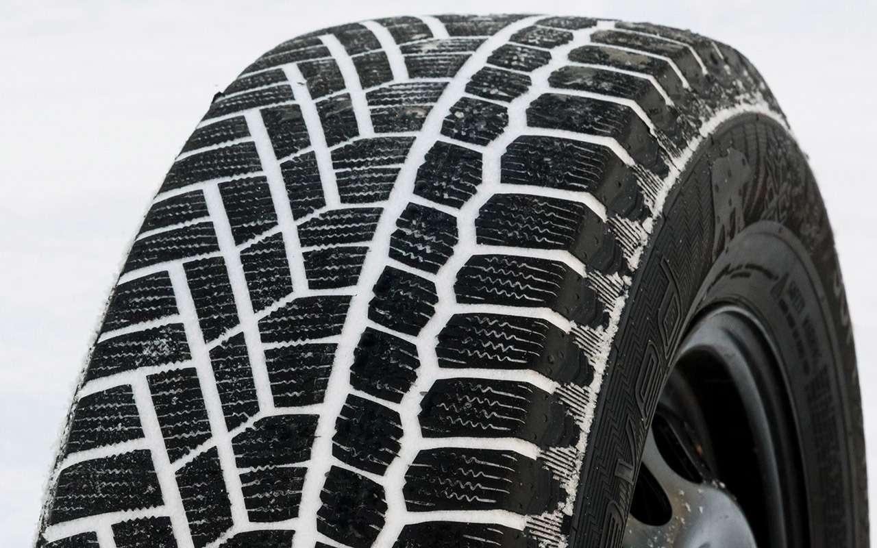 Большой тест зимних шин: выбор «Зарулем»!— фото 995065