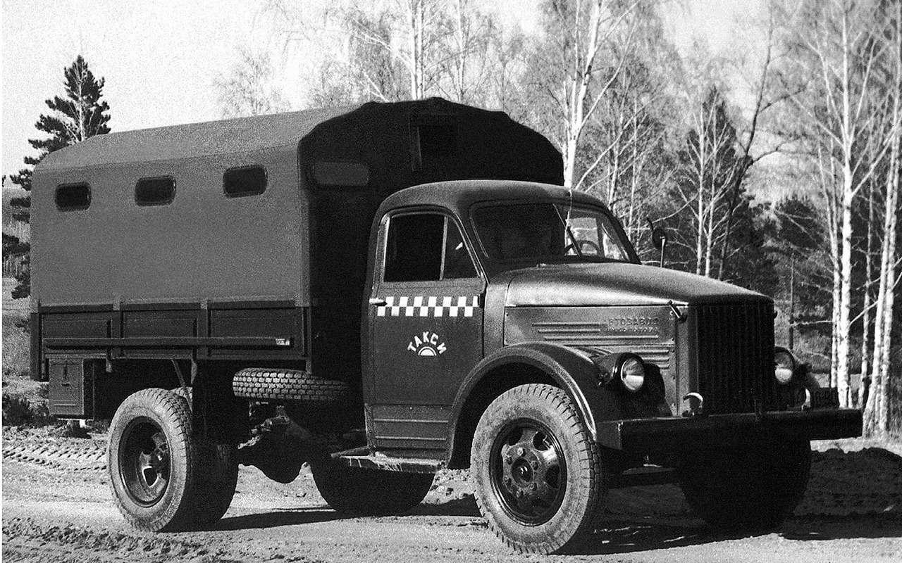 Всетакси СССР: лимузины, кабриолеты, иномарки— фото 1140122