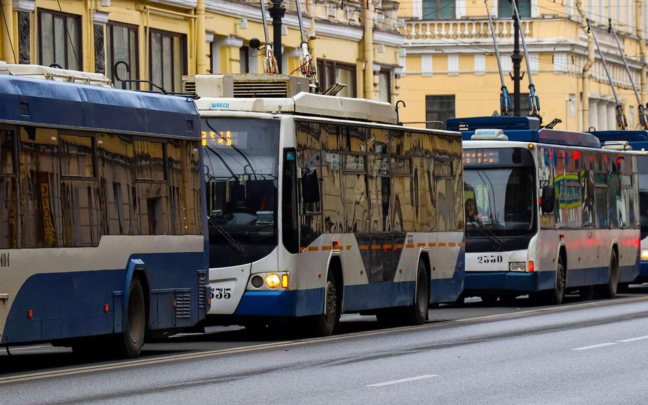 Прощай, троллейбус, самый дорогой (как оказалось) вид транспорта— фото 1155494