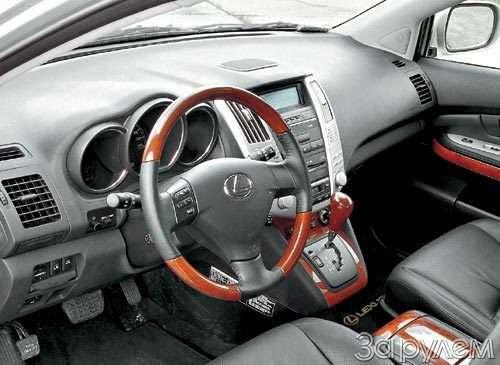 Lexus rx300, volkswagen touareg v63,2— фото 37949