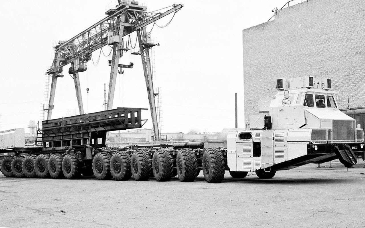 Наши грузовики, которых выникогда не видели— фото 875232