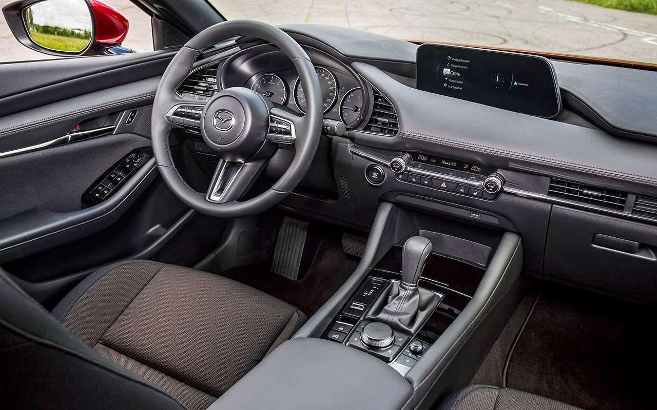 Новая Mazda 3: первый тест-драйв. Неогонь!— фото 994273