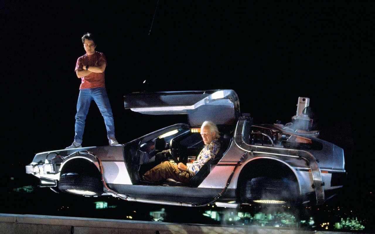 Вперед вбудущее— новый DeLorean появится в2021 году— фото 1067971