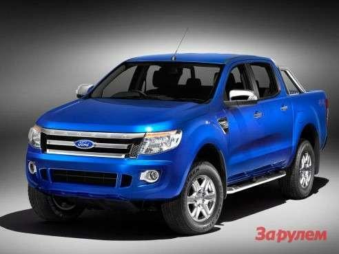 Новые пикапы Ford иMazda представлены вСиднее
