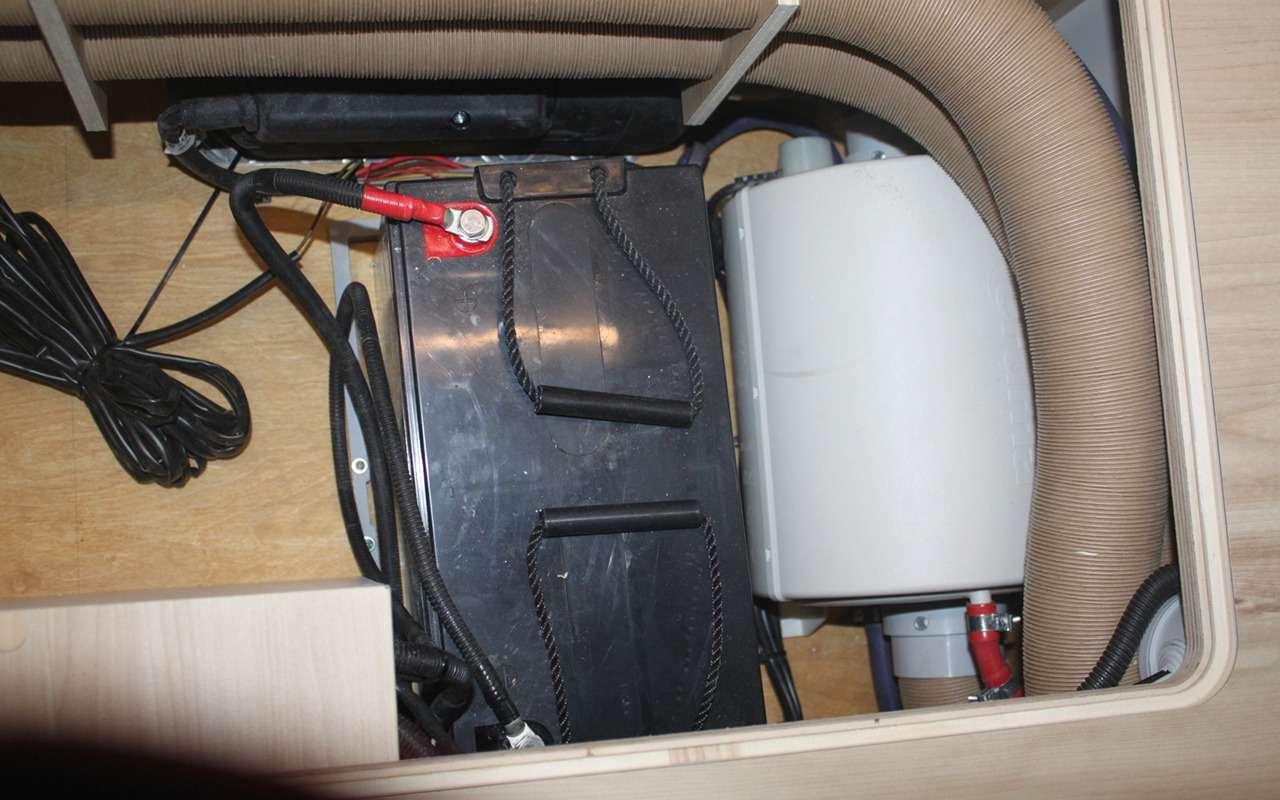 Lada Granta замиллион— скроватью, душем итуалетом!— фото 977679