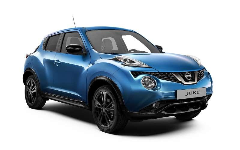 Обновленный Nissan Juke: ищем изменения иждем вРоссии