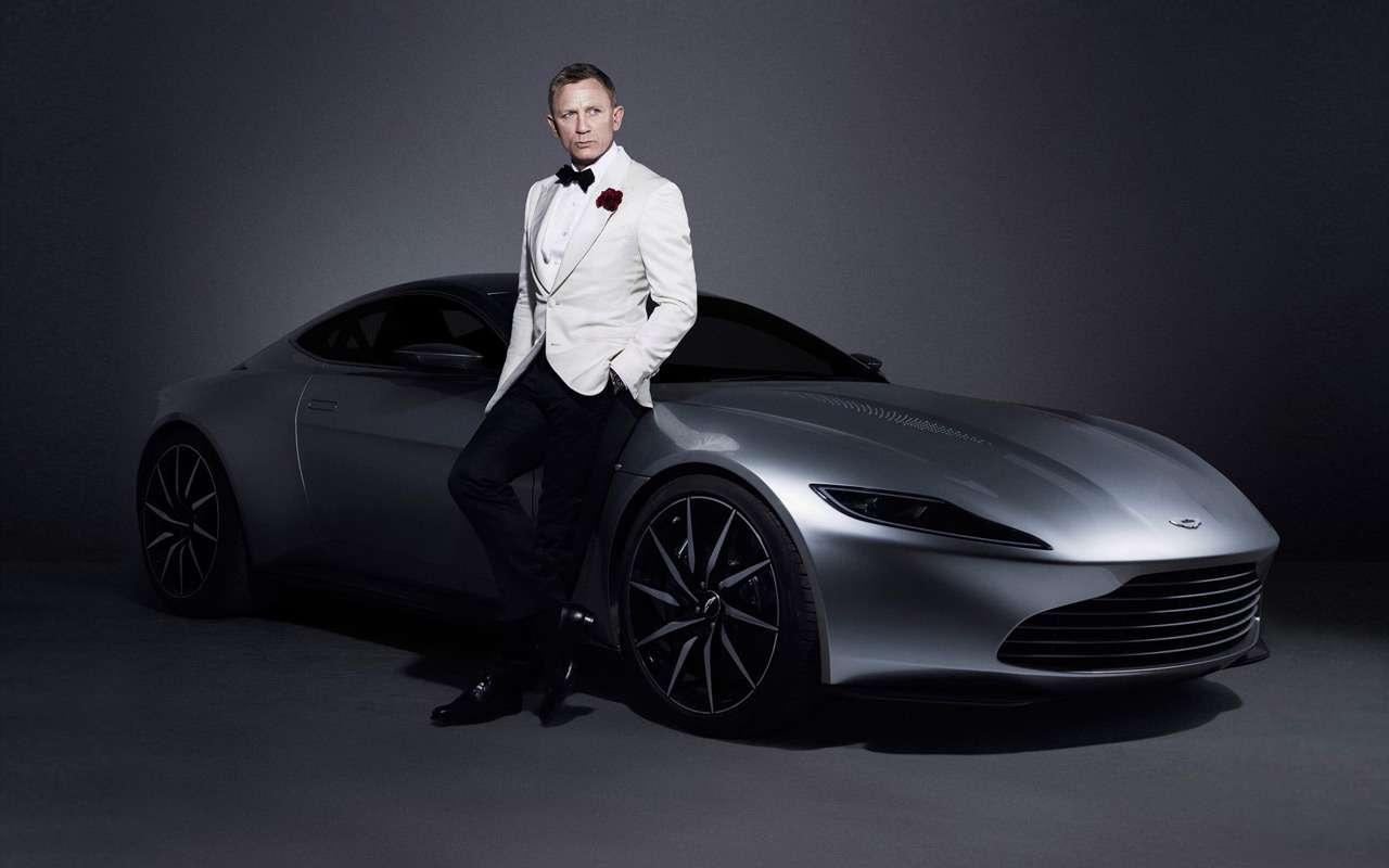 5 потенциальных автомобилей нового Джеймса Бонда — фото 922407