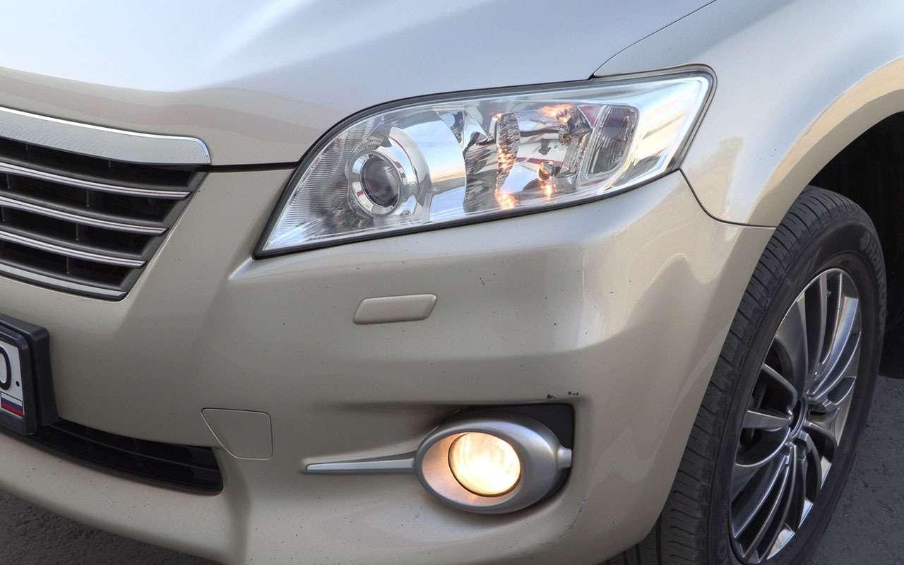 Подержанный Toyota RAV4— все проблемы ислабости— фото 1116325