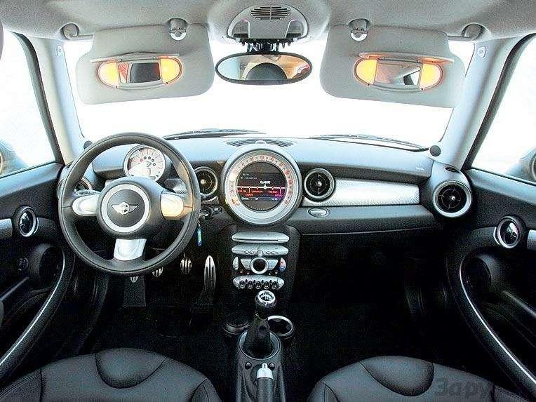 Тест Fiat 500, Mini Cooper S: Детский мир— фото 90565