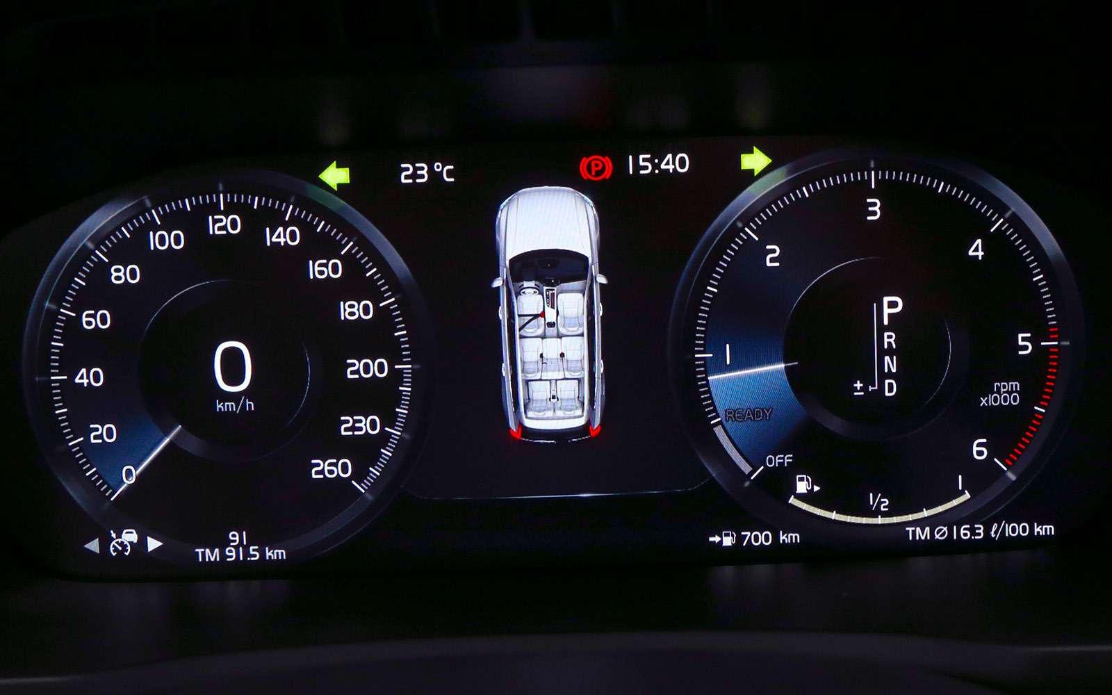 Новый Land Rover Discovery против конкурентов— тест ЗР— фото 784696
