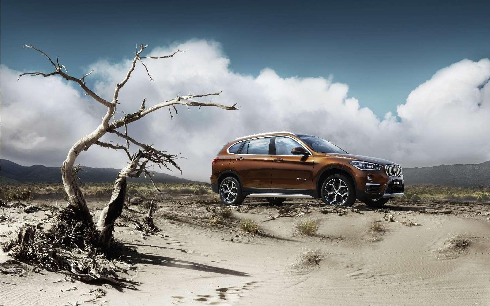 BMWX1Long: китайский рынок вытянет всех!— фото 580095