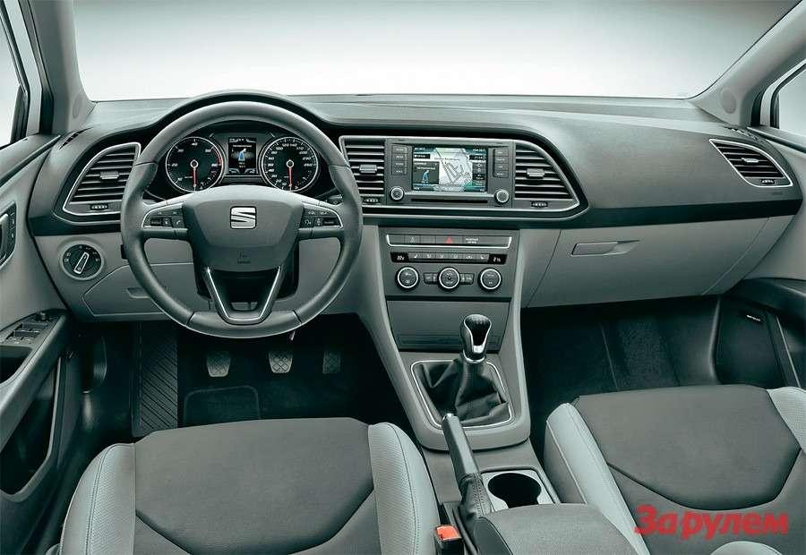 SEAT Leon ST: спортивно-универсальный— фото 260392