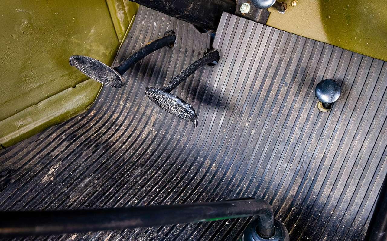 Машины Победы: ретротест настоящих фронтовых грузовиков— фото 1121587