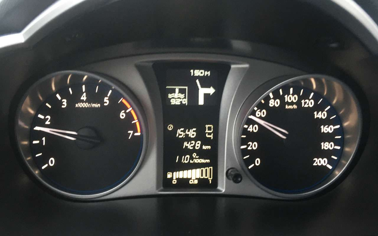 9 важных фактов про Datsun on-DO (теперь— обновленный)— фото 1083192